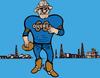 Houston Oilers logo 1961-68