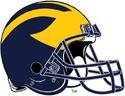 NCAA-Big 10-Michigan Wolverines Helmet.png