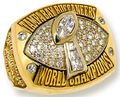 Super Bowl 37 Ring