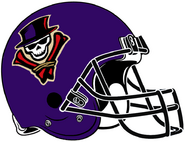 ArenaLeague-New Orleans Voodoo Helmet