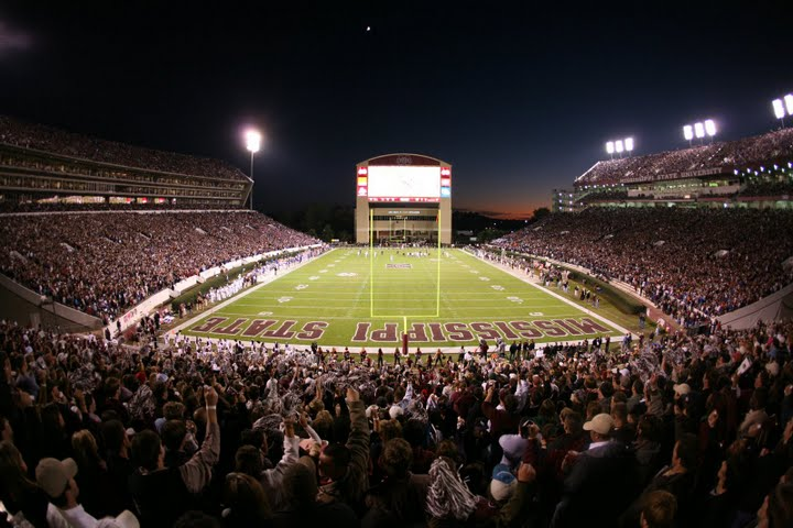 Davis Wade Stadium | American Football Wiki | Fandom