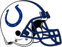 NFL-AFC-Helmet-IND-Colts Blue Facemask