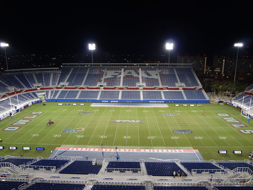 Howard Schnellenberger Field at FAU Stadium
