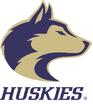 NCAA-Washington Huskies-Secondary logo and script-2007