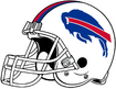 NFL-AFC-BUF -Bills Helmet-Right side