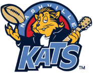 ArenaLeague-Nashville Kats logo