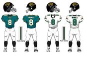 NFL-AFC-JAX-1995-1996 Jerseys