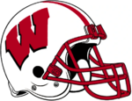 NCAA-Big 10-Wisconsin Badgers Helmet.png