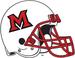 Miami (Ohio) Redhawks 1997-Helmet