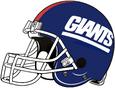 NFL-NFC-Helmet-NYG 1980's-Right side