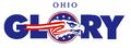 Ohio Glory logo - white