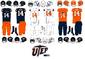 NCAA-C-USA-UTEP Miners Uniforms
