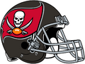 NFL-NFC-TB 2014 Helmet - Left Face