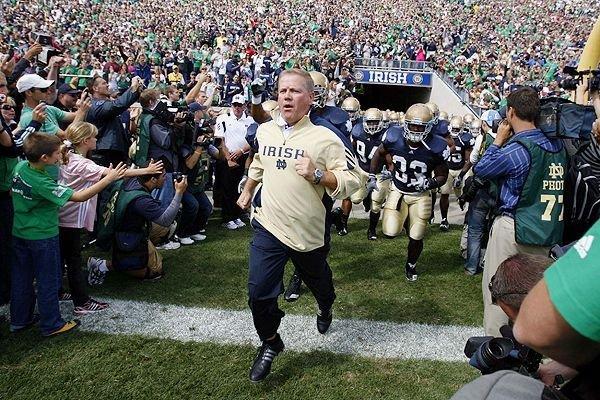 2010 Notre Dame vs. Purdue