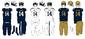 NCAA-AAC-Navy Midshipmen Alternate Uniforms