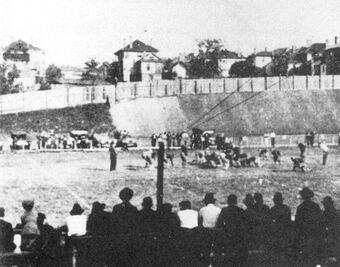 1916 Cumberland Vs Georgia Tech American Football Wiki Fandom