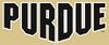 NCAA-Big 10-Purdue Boilermakers Gold Alternate Script Logo