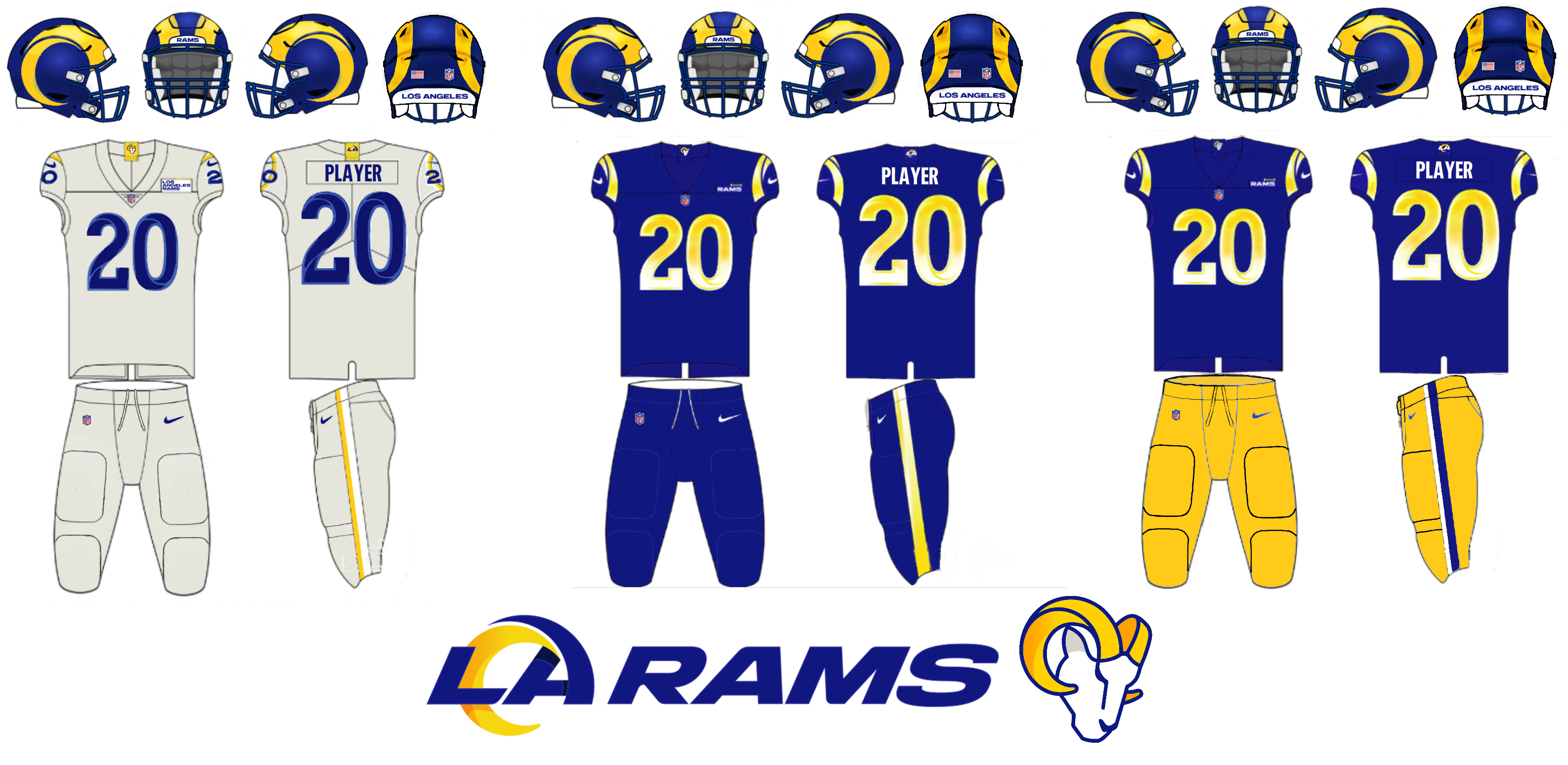 2020 Los Angeles Rams