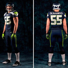 seahawks jersey colors