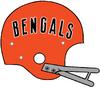 NFL-CIN-1968-78 Bengals retro helmet