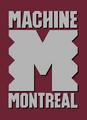 WLAF-Montreal Machine logo