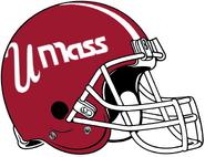 UMass 2020 Maroon Helmet