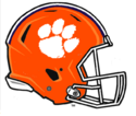 Clemson Tigers Helmet Logo - NCAA Division I.png