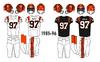 AFL-NFL-AFC-CIN-Bengals 1981-96 Jerseys