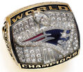 Super Bowl 36 Ring