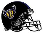 NFL-AFC-BAL-1996-98 Helmet
