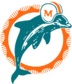 MIA-1974-79 Dolphins logo
