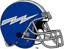 NCAA-MWC-Air Force Falcons Blue helmet