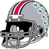 Ohio State Buckeyes 1968-Pres Helmet Logo diy iron on transfer