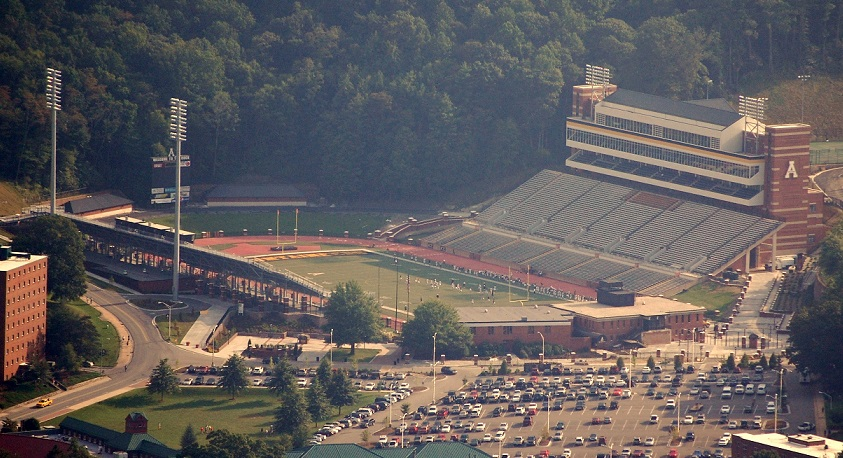 Kidd Brewer Stadium