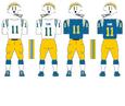 800px NFL AFC Throwback Uniform SD 1973
