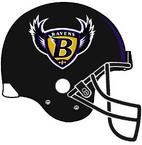 Ravens old helmet 1996-98