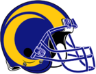 NFL-NFCW-LA Rams 2020 Helmet