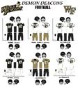 2006 NCAA-ACC-Uniform-Wake Forest