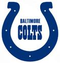 1979-83 Baltimore Colts alternate logo