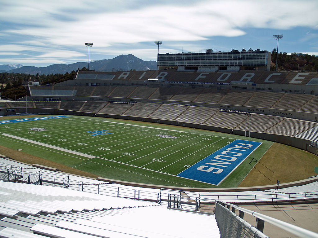 Falcon Stadium