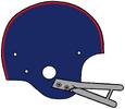 1954-60 NY Giants helmet