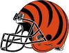 NFL-AFC-Cincinnati Bengals helmet-Right side