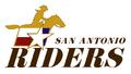 San Antonio Riders logo
