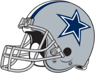 NFL-NFC-DAL-Cowboys helmet-Right Side