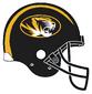 NCAA-SEC-Missouri-Main Helmet-732px