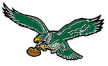 NFL-NFC-1987-95 PHI Mascot Logo