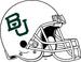 NCAA-Big 12-Baylor Bears white helmet