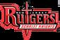 NCAA-Big 10-Rutgers Scarlet Knights 1995 logo