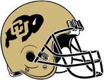 NCAA-Colorado Buffaloes Helmet.png