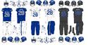 NCAA-AAC-Air Force Falcons Alternate Jerseys